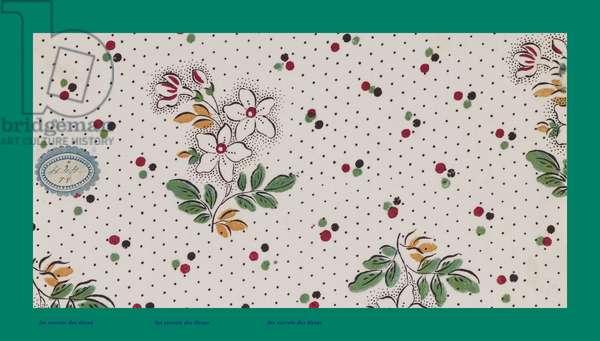 French Fabrics, 1800-50