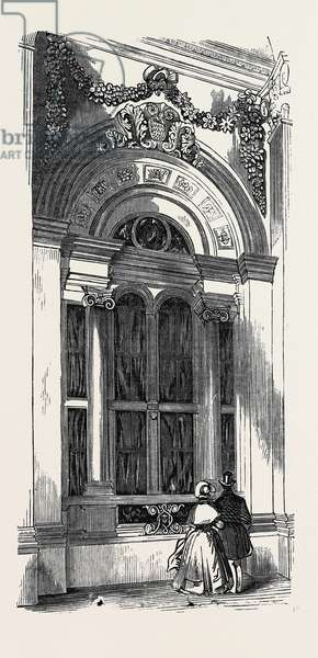 Venetian Window, West Front