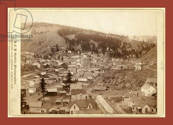 Deadwood, [S.D.] from Engleside