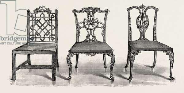 Chairs, 1754. UK