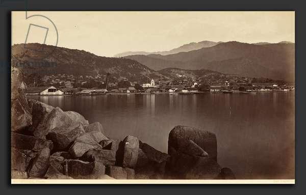 Eadweard Muybridge (American, born England, 1830 - 1904), Acapulco, 1877, albumen print ©QuintLox/Leemage