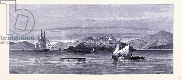 Alcatraz Island United States of America