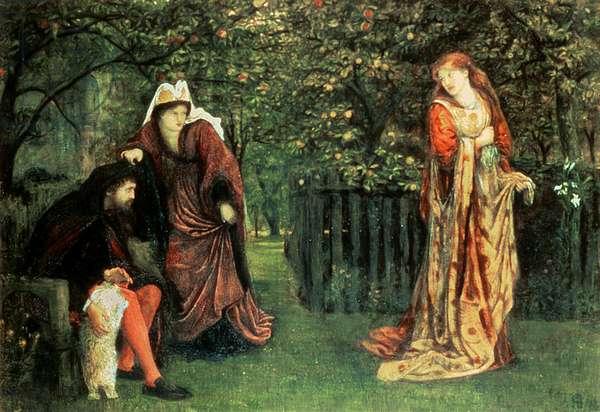 Sir Tristram and La Belle Iseult