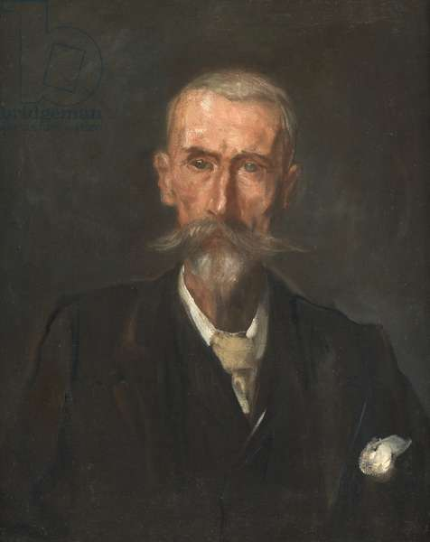 Elbert Jan van Wisselingh (oil on canvas)