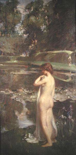Oh World as God has Made it! All is Beautiful, 1906 (oil on canvas)