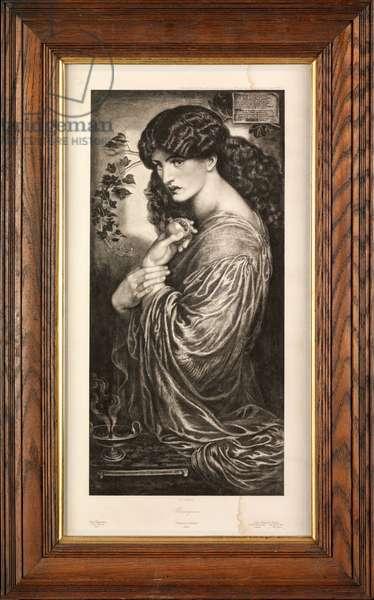 Proserpina (photogravure)