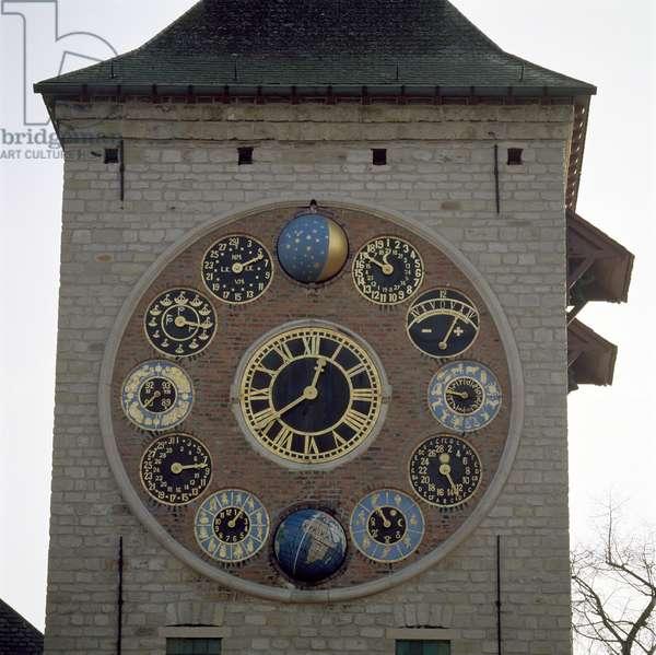 The Centennial Clock, 1930-31 (photo)