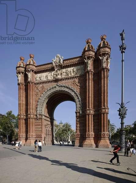 Arc de Triomf (photo)
