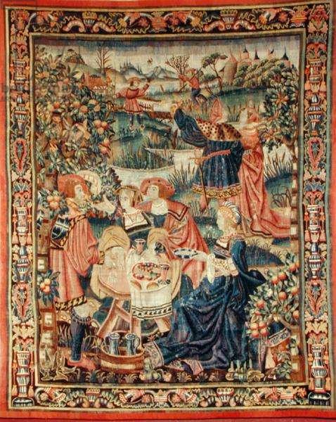 Dejeuner sur L'Herbe (tapestry)