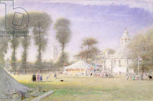 Glastonbury Fair, 1925