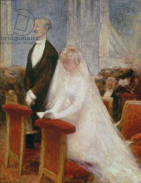 The Wedding (panel)