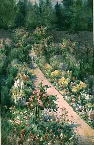 The Flower Walk
