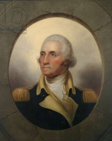 George Washington, after 1823 (oil on canvas)