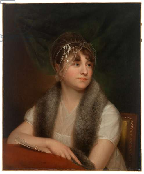 Artist's First Wife, Eleanor May Short, c.1811 (oil on canvas)