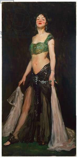 Salome Dancer, 1909 (oil on canvas)