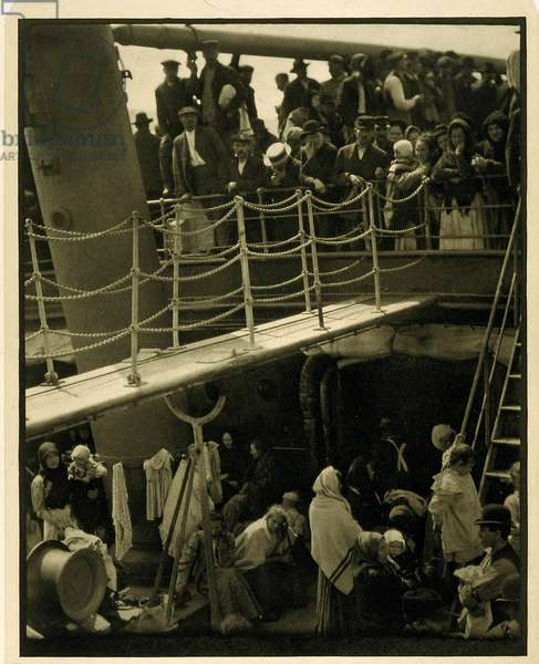 The Steerage, c.1915 (photogravure)
