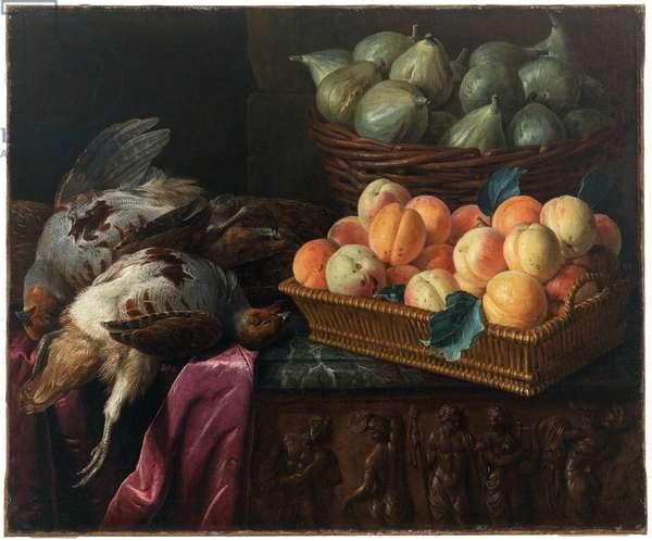 Still Life, 1739 (oil on canvas)