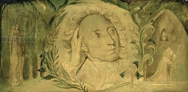 Alexander Pope, c.1800-03 (tempera on canvas)