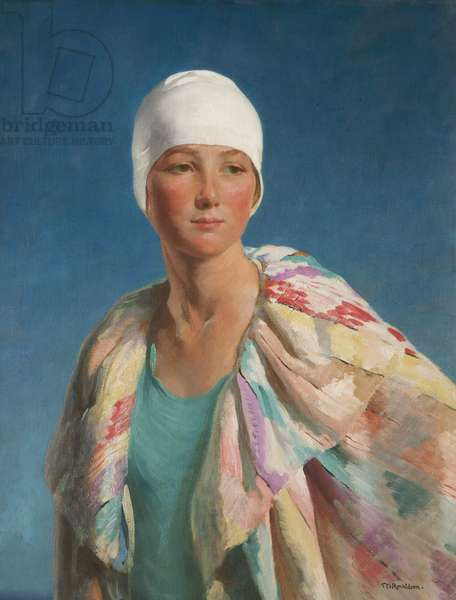 Summer, 1928 (oil on canvas)