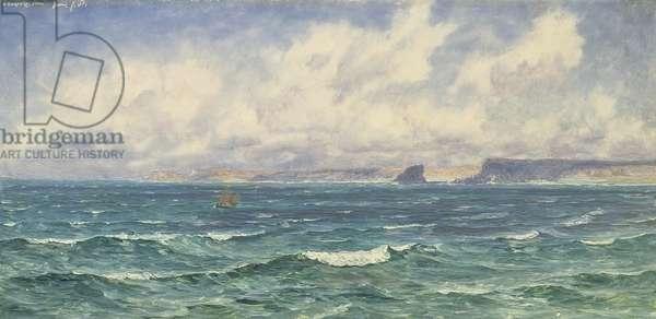 Seascape, 1881 (oil on canvas)