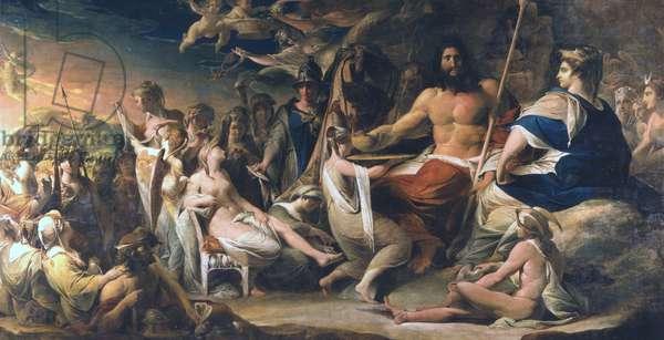 The Birth of Pandora, 1791-1804 (oil on canvas)