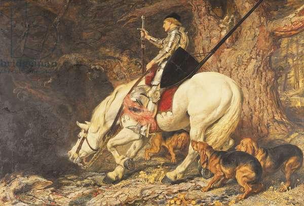 In Manus Tuas Domine, 1879 (oil on canvas)
