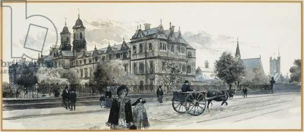 Industrial Schools, Swinton, 1893-94