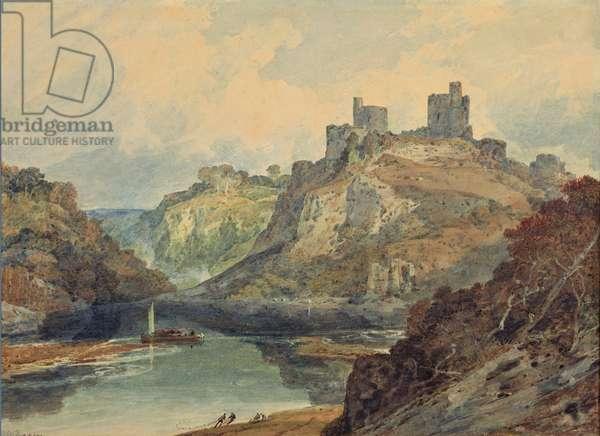 Kilgarran Castle, c.1798 (w/c on paper)