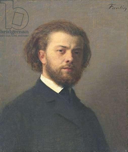 Self Portrait, 1867 (oil on canvas)