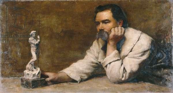 John Cassidy (RBS), 1900 (oil on canvas)