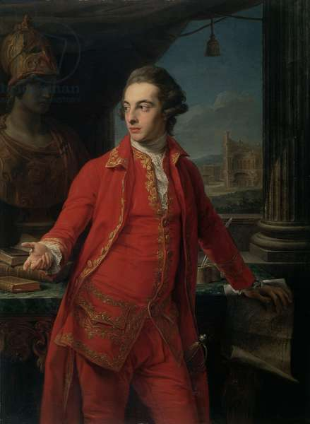 Sir Gregory Page-Turner, 1768 (oil on canvas)