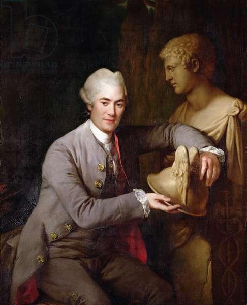 John Horne Tooke, 1777 (oil on canvas)