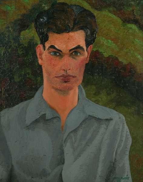 [George] Loraine Conran, 1930-34 (oil on canvas)