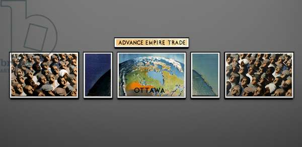 Advance Empire Trade, original set