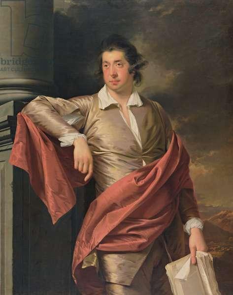 Thomas Day (oil on canvas)