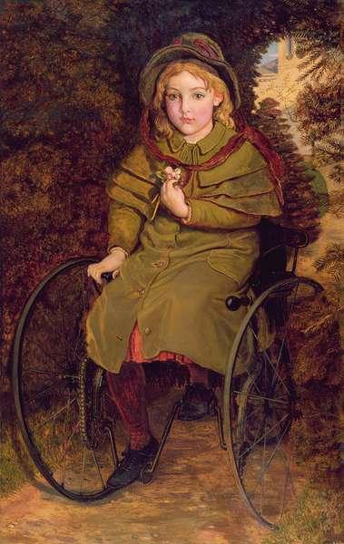 Madeline Scott, 1883 (oil on canvas)