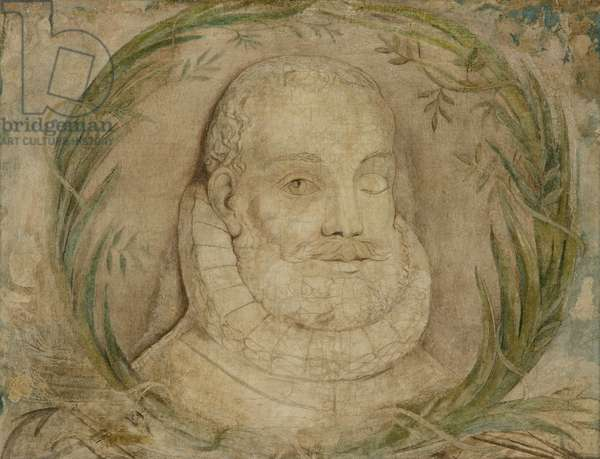 Louis Vaz de Camoens, c.1800 (tempera on canvas)