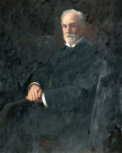 J.K. Bythell (oil on canvas)