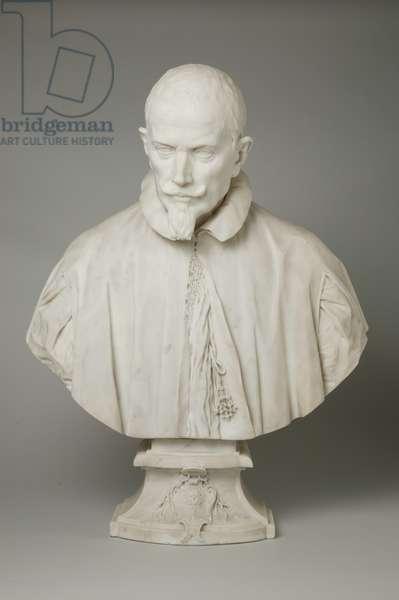 Monsignor Antonio Cerri, c.1630-40 (marble)