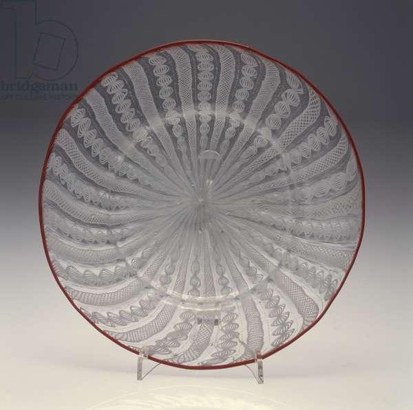 Plate (soda glass)