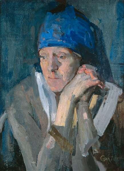 Memories, 1926 (oil on panel)