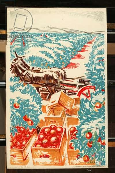 Untitled, 1932 (colour litho)