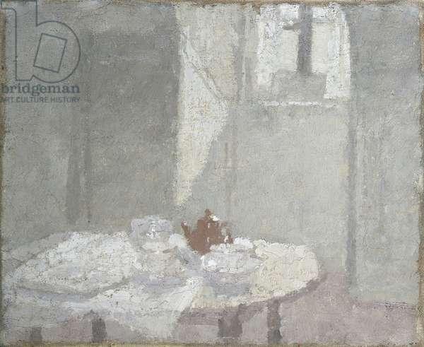 Interior, 1924 (oil on canvas)