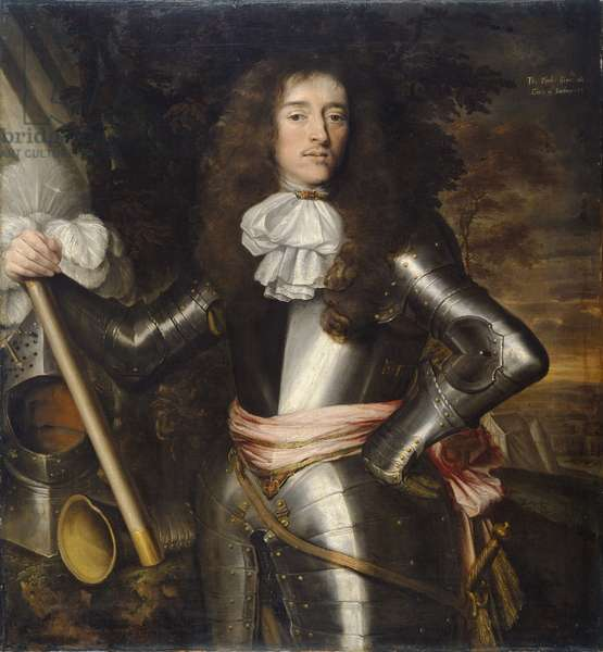 Murrough O'Brien, 1st Earl of Inchiquin, c.1660-70 (oil on canvas)