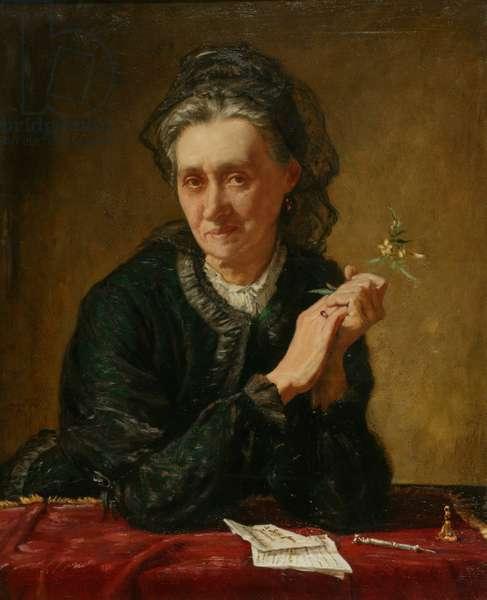 Signora Lotto, 1906 (oil on canvas)