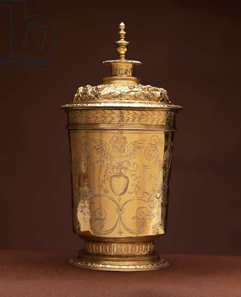 The Magdalen Cup, 1573-74 (silver gilt)