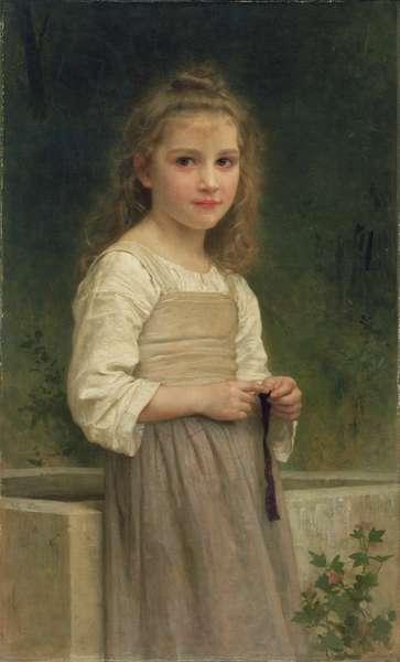 Innocence, 1898 (oil on canvas)