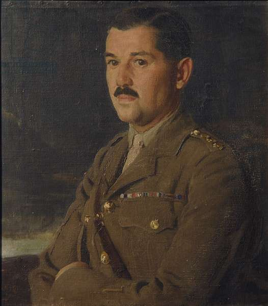 Euan Wallace, 1920 (oil on canvas)