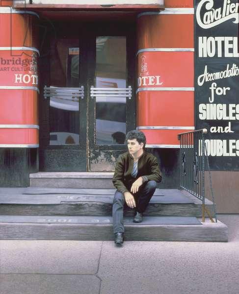 Cavalier Hotel, 1984 (oil on panel)