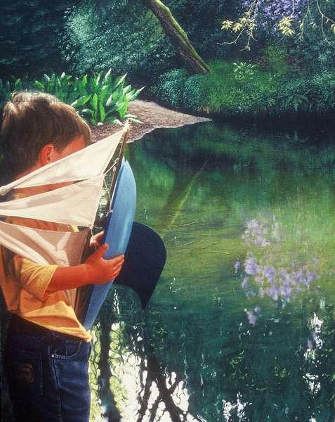 Exploring ponds